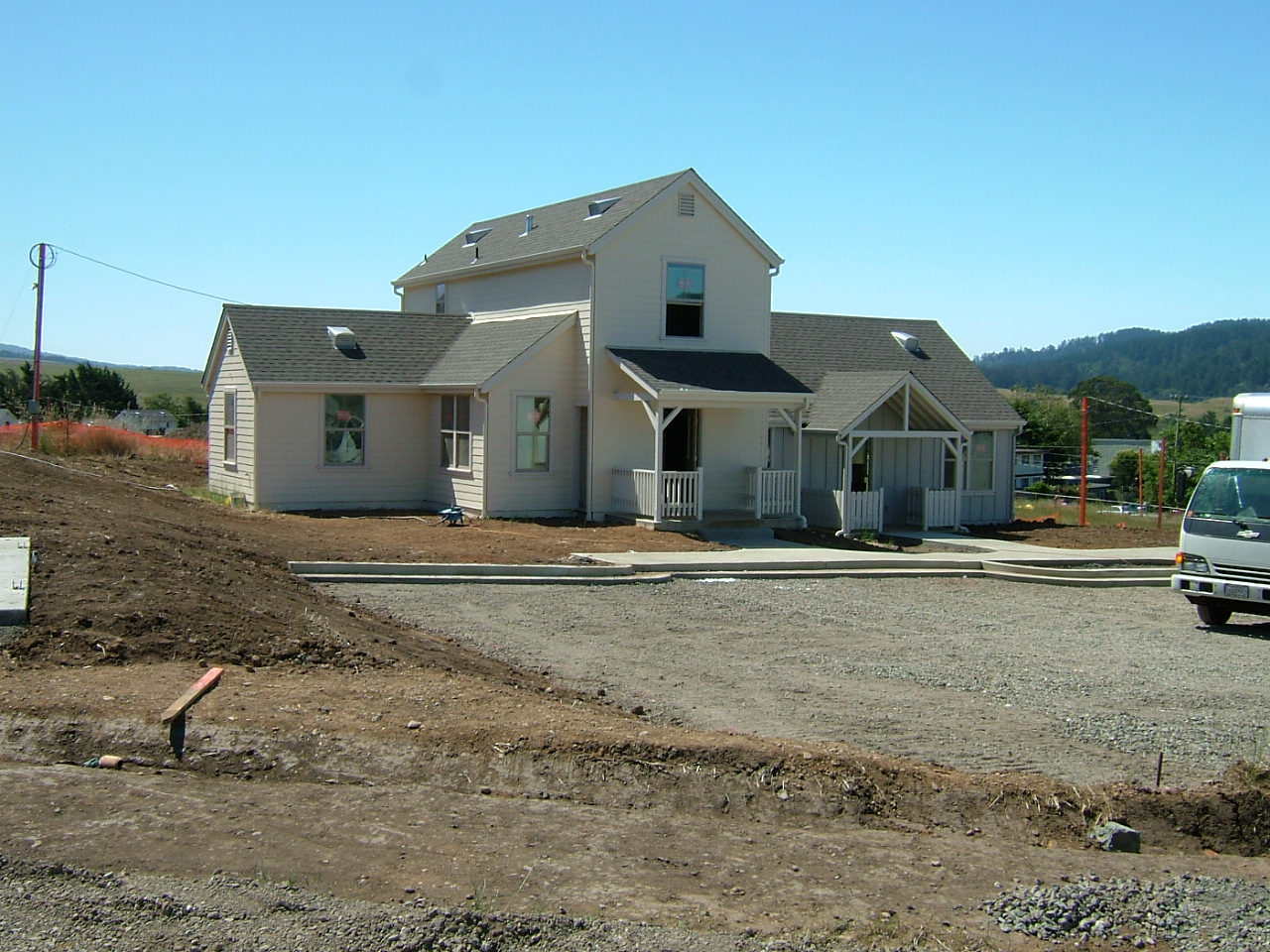 Country homes construction ot glass for Country home builder