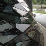 Glass Facade BMW Werks Munich