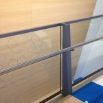 Glass and Stainless Steel Guardrail 2