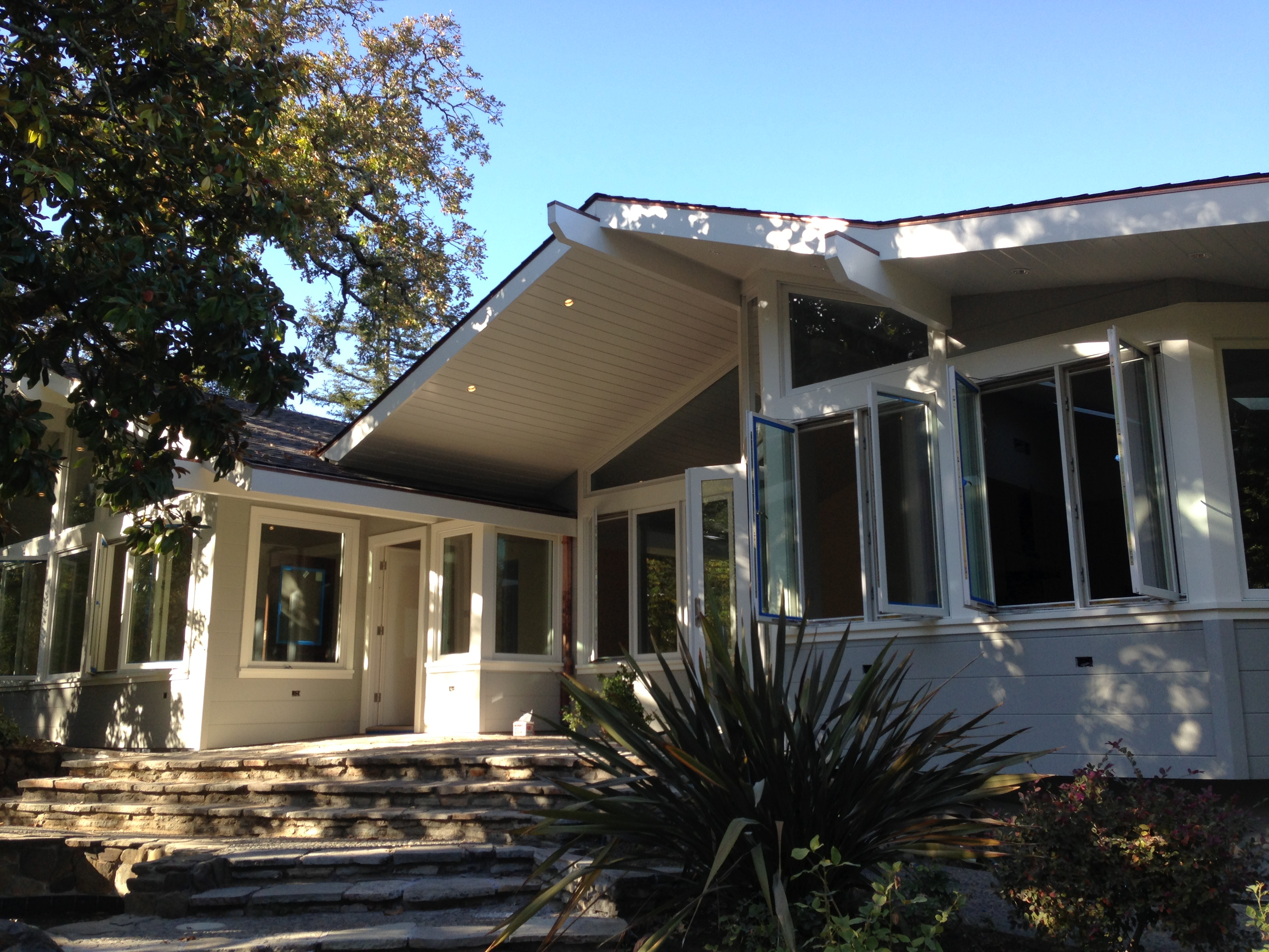 Marvin marin county windows and doors otg 16 ot glass for 16 window