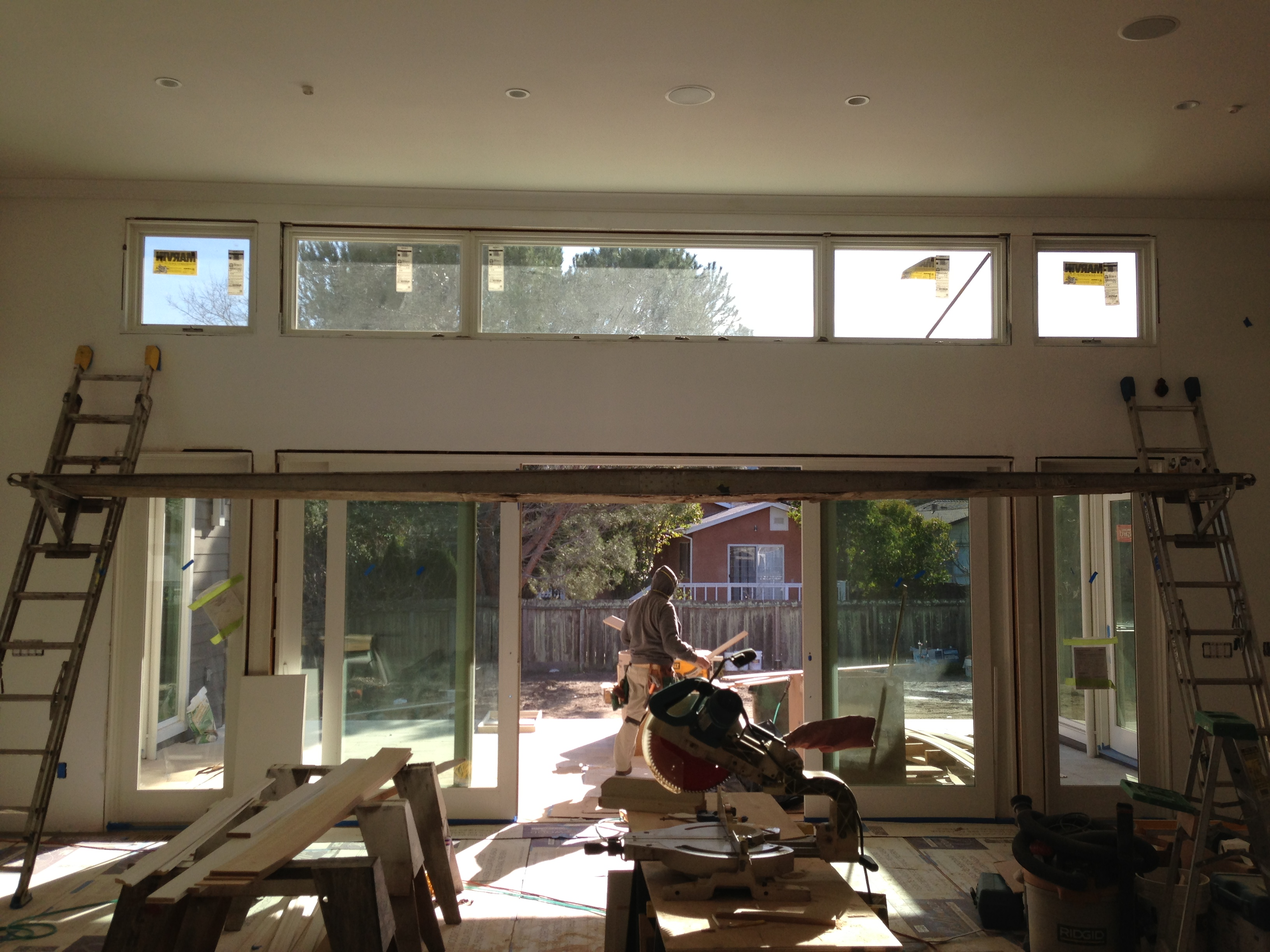 Marvin windows and doors otg marin projects 24 ot glass for Marvin transom windows