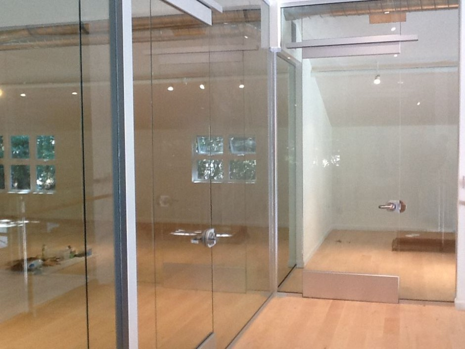 Glass Interior Office