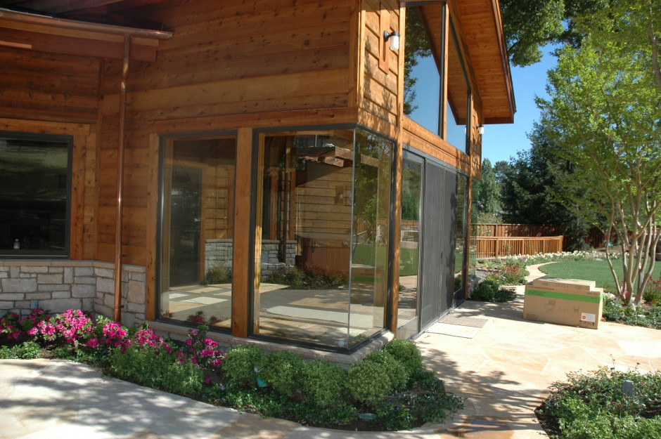 marvin windows omaha inspiration marvin wood home with corner glass 5 dwell project windows and doors ot glass