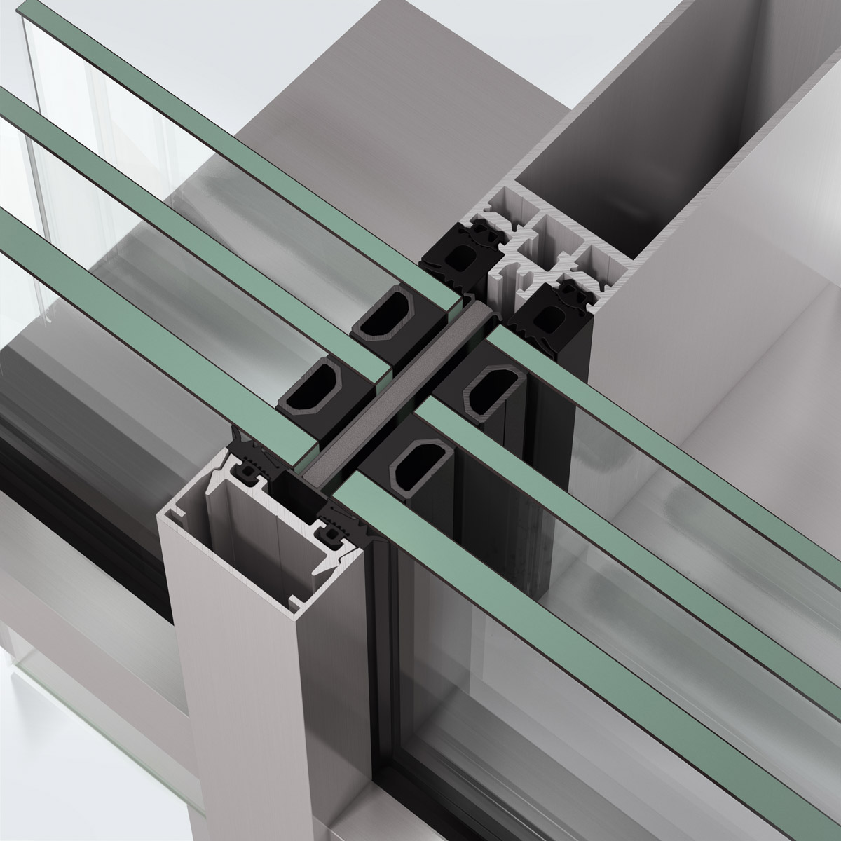 building kawneer by new unitised cruciform walling article curtain education systems launched wall
