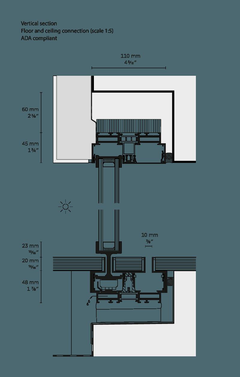 sky-frame plain door mechanics