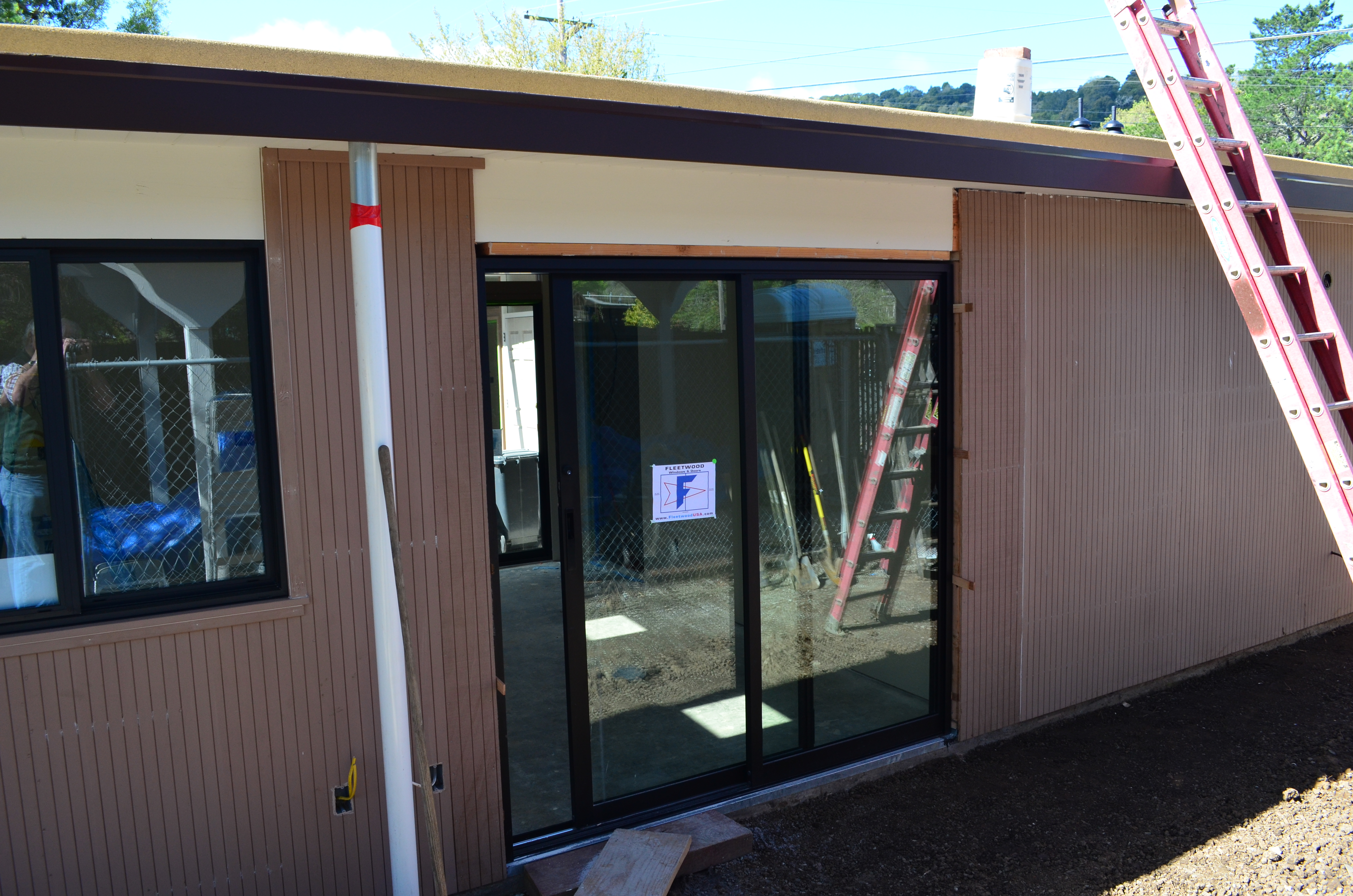 Upgrading An Eichler With Energy Efficient Windows And