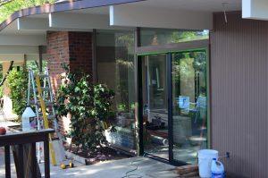 Fleetwood Bronze Door Milgard Ultra Window 2