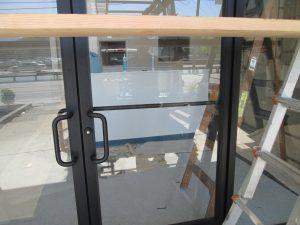 Arcadia Aluminum Storefront Doors