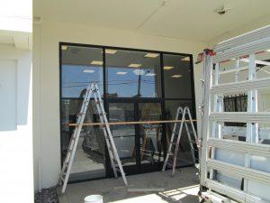 Arcadia Aluminum Storefront Doors 7
