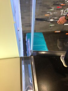 Glass Floor and Glass Rail
