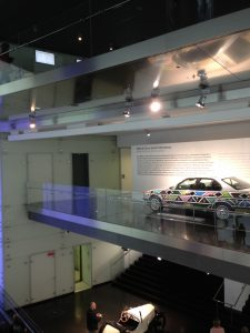 Glass Railing BMW Museum 2