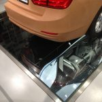 Structural Glass Floor Museuem BMW 4