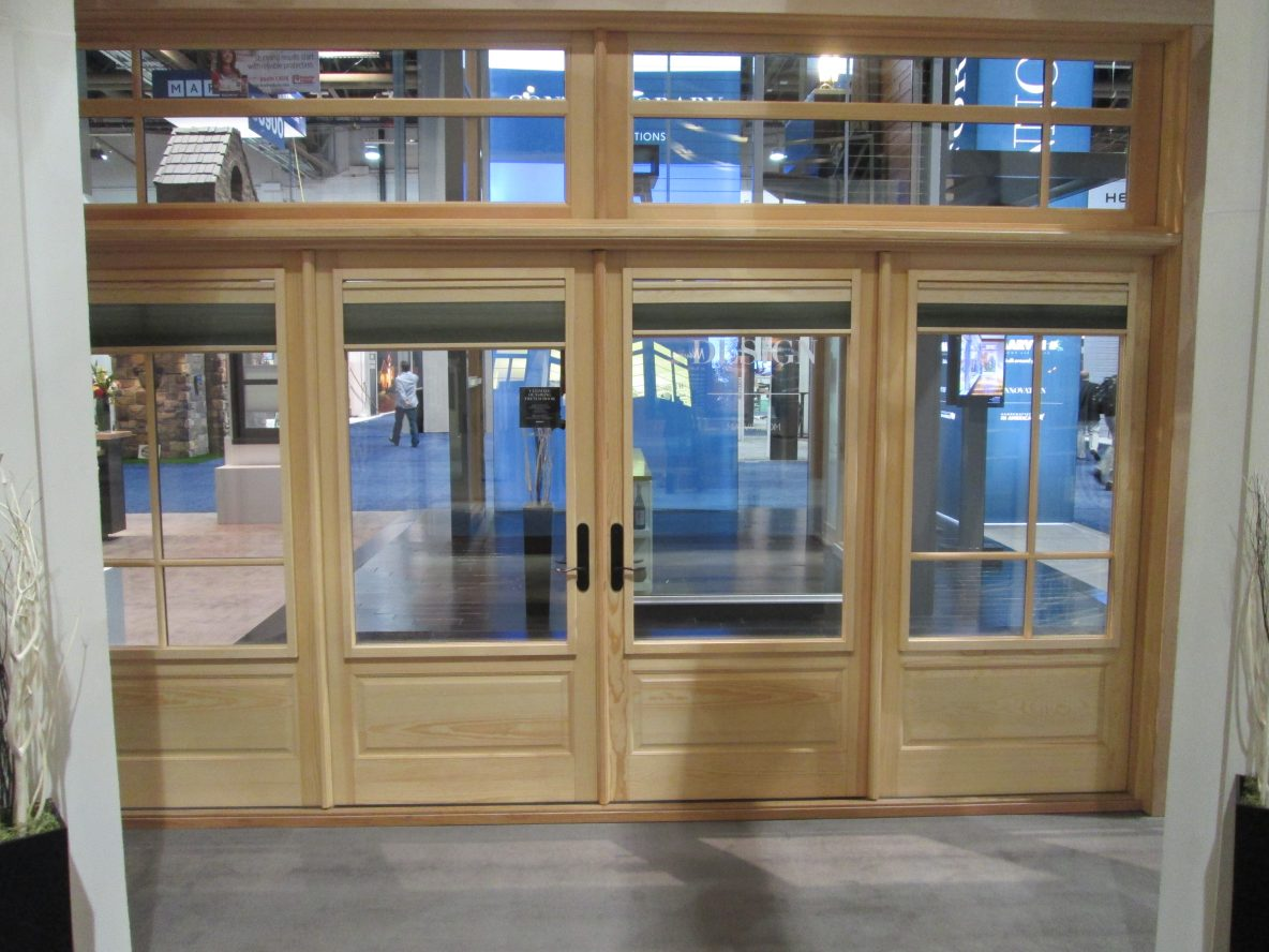 Interior Shades for Windows and Doors from Marvin