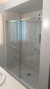 Shower Options: KL Megla Icetec, CRL Serenity and Hydroslide