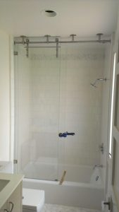 KL Megla Icetec Shower Door