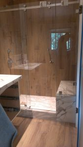 Serenity with Guardian ShowerGuard and Fixed Panels