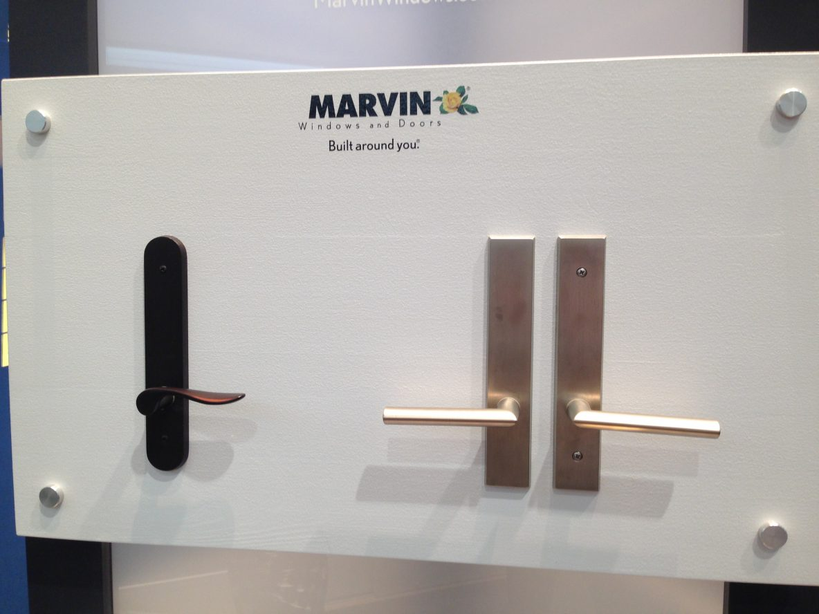 Marvin Door Hardware Options