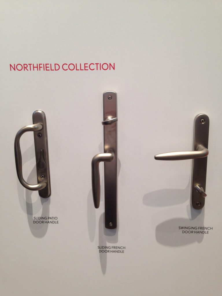 Integrity Door Hardware, Nortifield Collection for Hinged and Sliding Doors