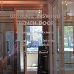 Inswing French Door