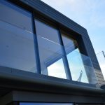 """27/32"""" Structural Glass Railing"""