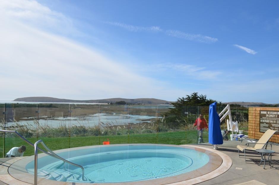 Bodgea Bay Glass Pool Fence