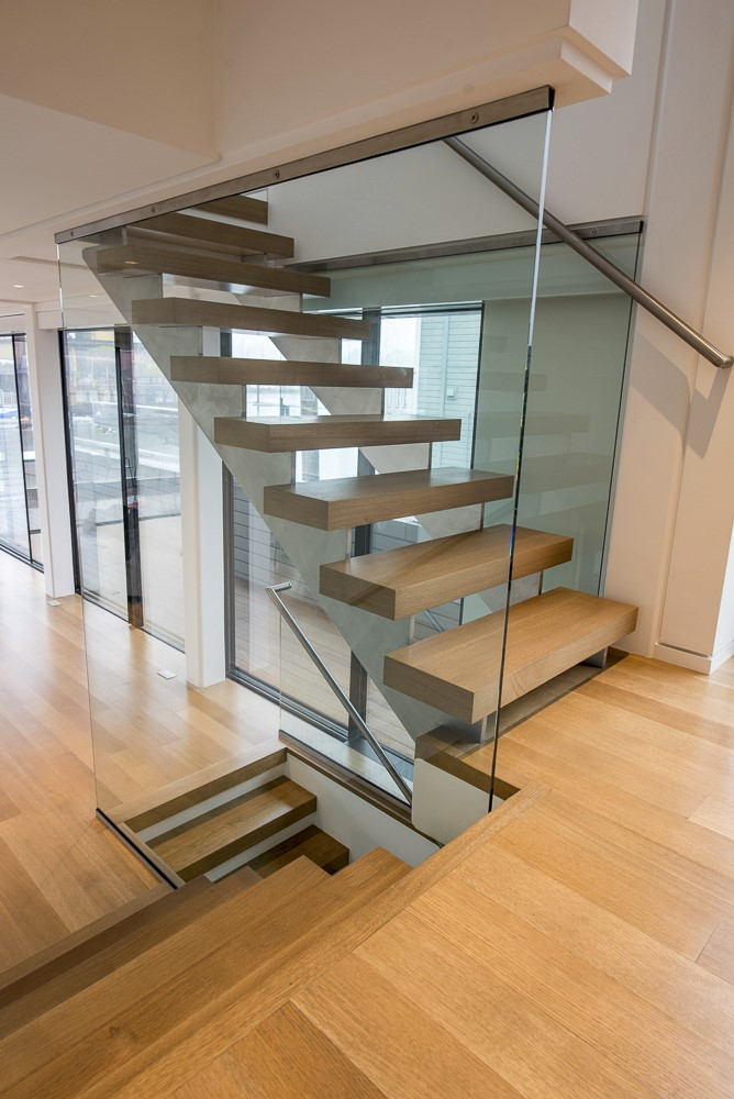 Custom Stairwell