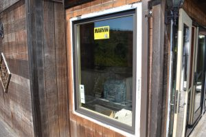 Marvin Window Fitting