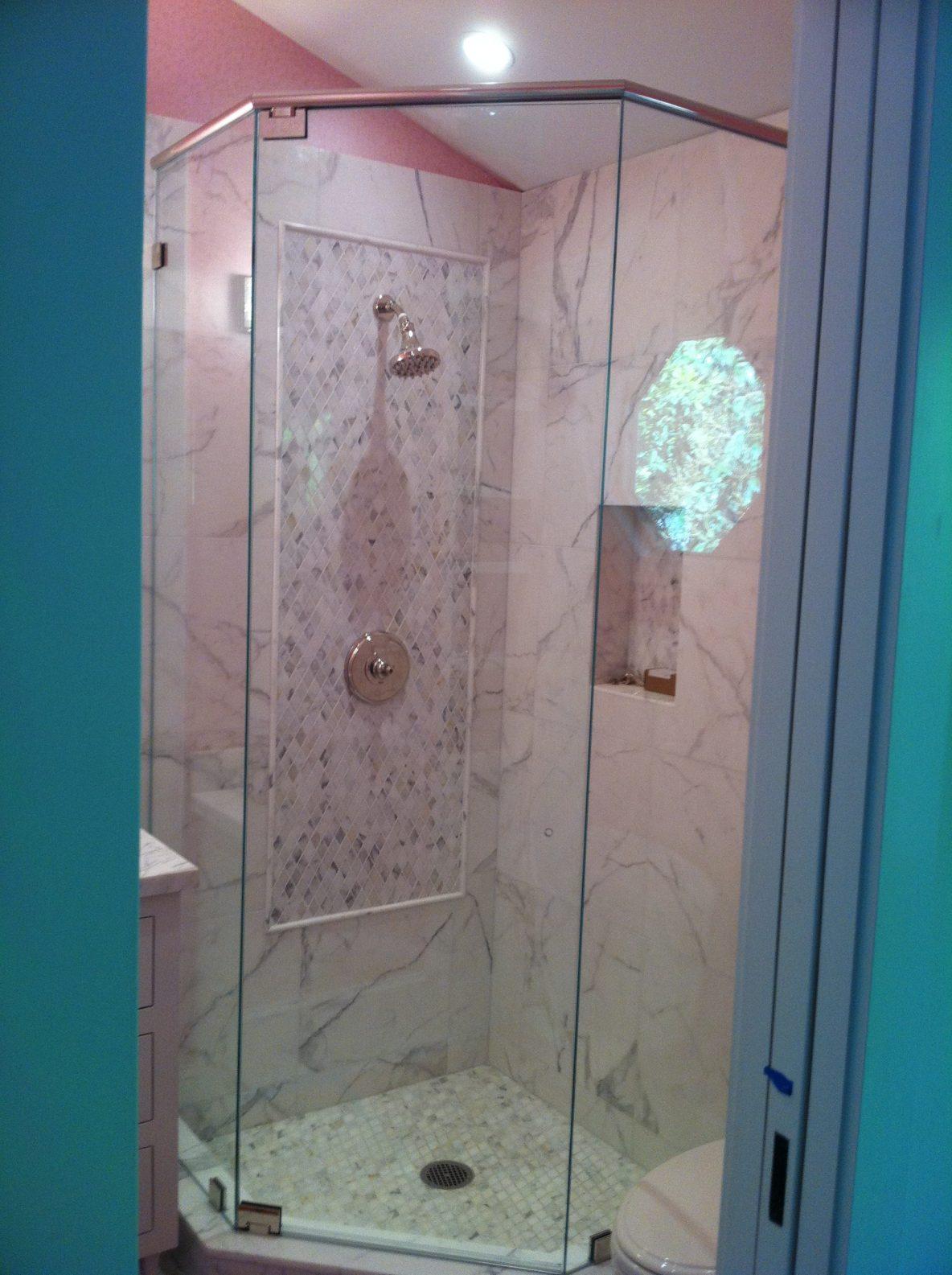 Starphire Shower Doors 1