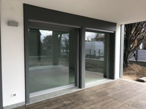 Lift and Slide Door System in Italy