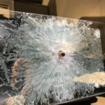 Bullet Resistant Glass Demo