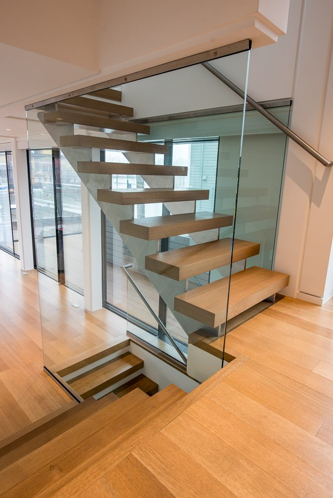 Floating Dreams Stairs in dwell